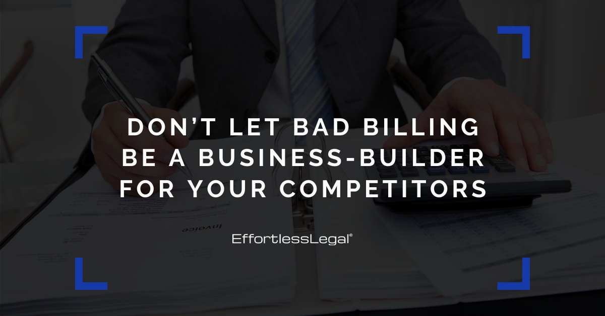 Legal Billing Software To Outperform Your Competitors In 2021   Insights