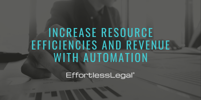 Increase Resource Efficiencies and Revenue with Automation