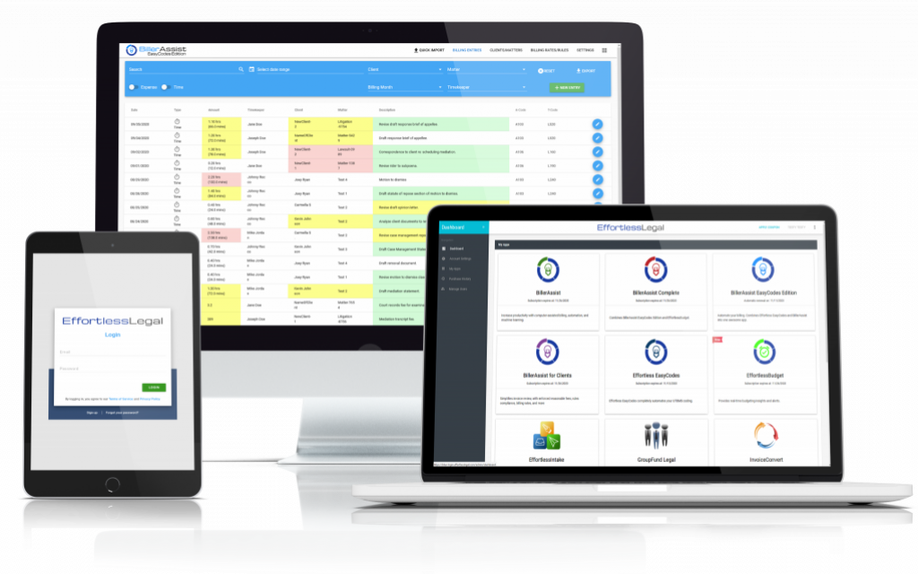 Law Firm Solutions & Legal Software - Automation Apps for Legal Industry